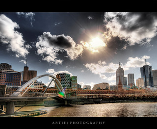 Southbank of the Yarra, Melbourne :: HDR | by :: Artie | Photography ::