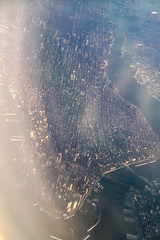 Manhattan from a CRJ | by Brad-514