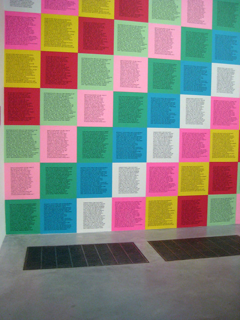Inflammatory Essays, Jenny Holzer | Flickr - Photo Sharing!