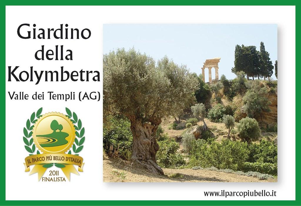 Giardino della kolymbetra la passeggiata delle for Giardino 3d gratis italiano