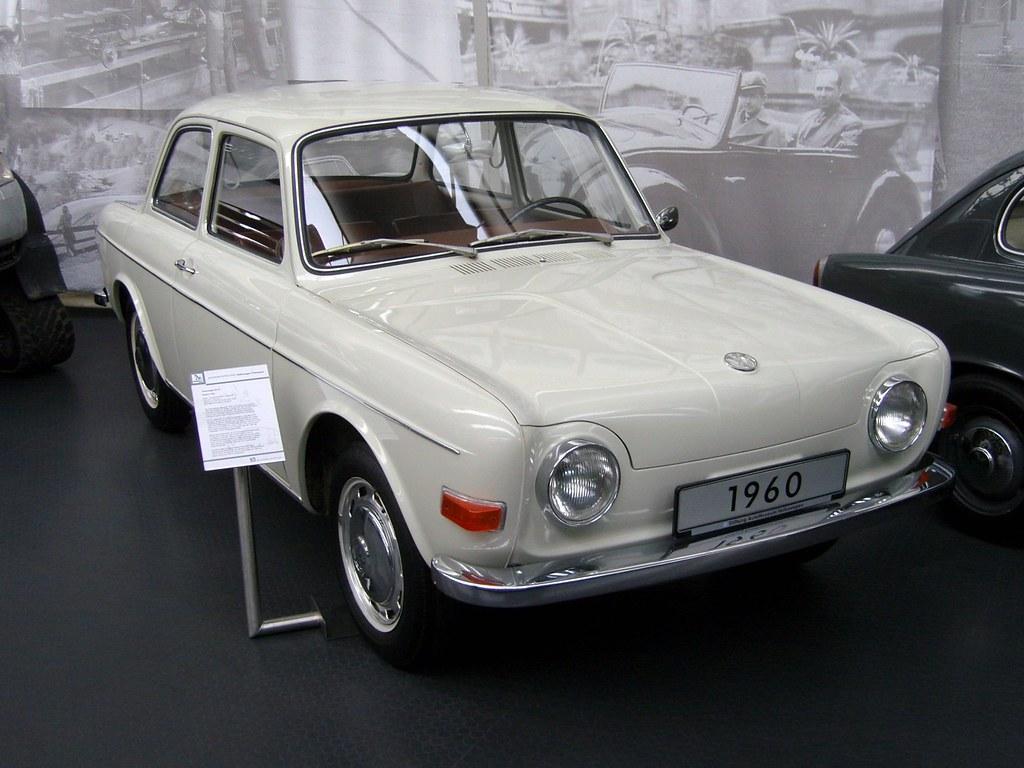 vw prototyp ea 97 von 1960