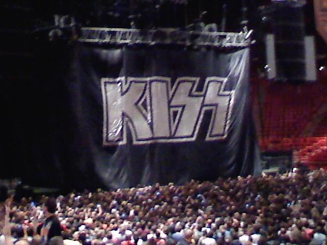 Arena Concerts Kiss Concert Bercy Arena
