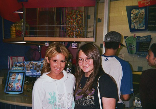 Ashley Tisdale and I | by sarahmonline