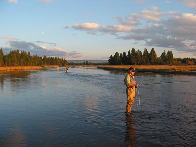Fishing the madison fly fishing in bozeman montana for Bozeman fishing report