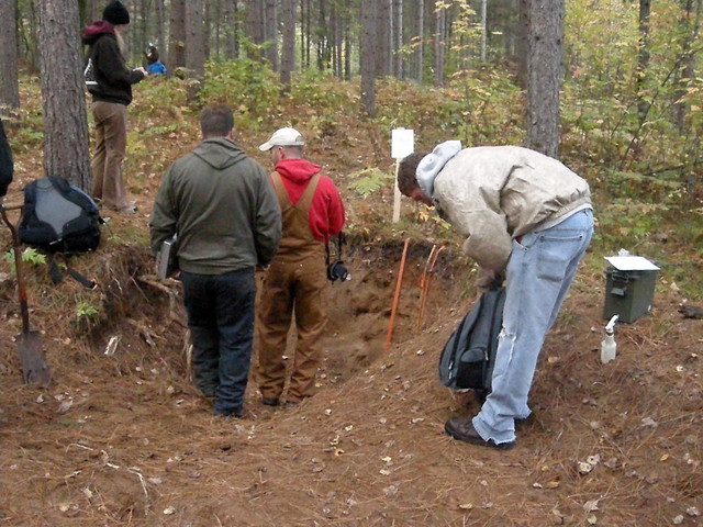 Photo for Soil judging
