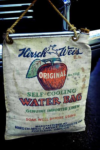 Used Car App >> Hirsch Weis Original Water Bag   Flickr - Photo Sharing!
