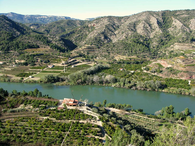 Ebro Valley Spain Ebro Valley | by Marlis1