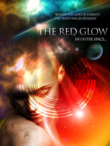The red Glow - Outer space... | by Créations du Net - On duty
