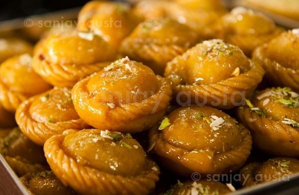 Food of Bikaner