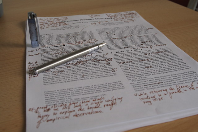 edd essay
