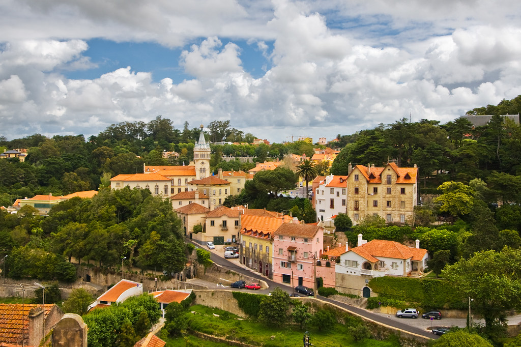sintra portugal a lovely town a must see in portugal pedro szekely flickr. Black Bedroom Furniture Sets. Home Design Ideas