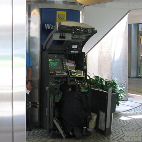 The Inside Of A Cash Machine If You Ve Ever Wondered