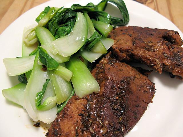 Chinese Green Pepper Steak Recipe