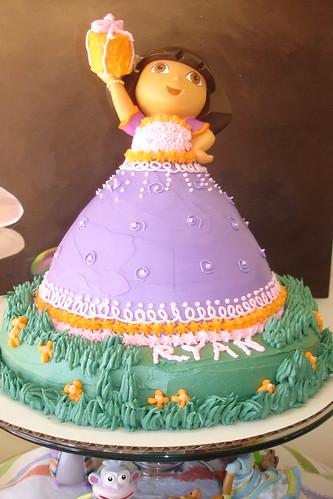 Dora Cake Flickr - Photo Sharing!