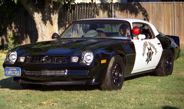 California Highway Patrol 1979 Z28 Camaro Restored Flickr