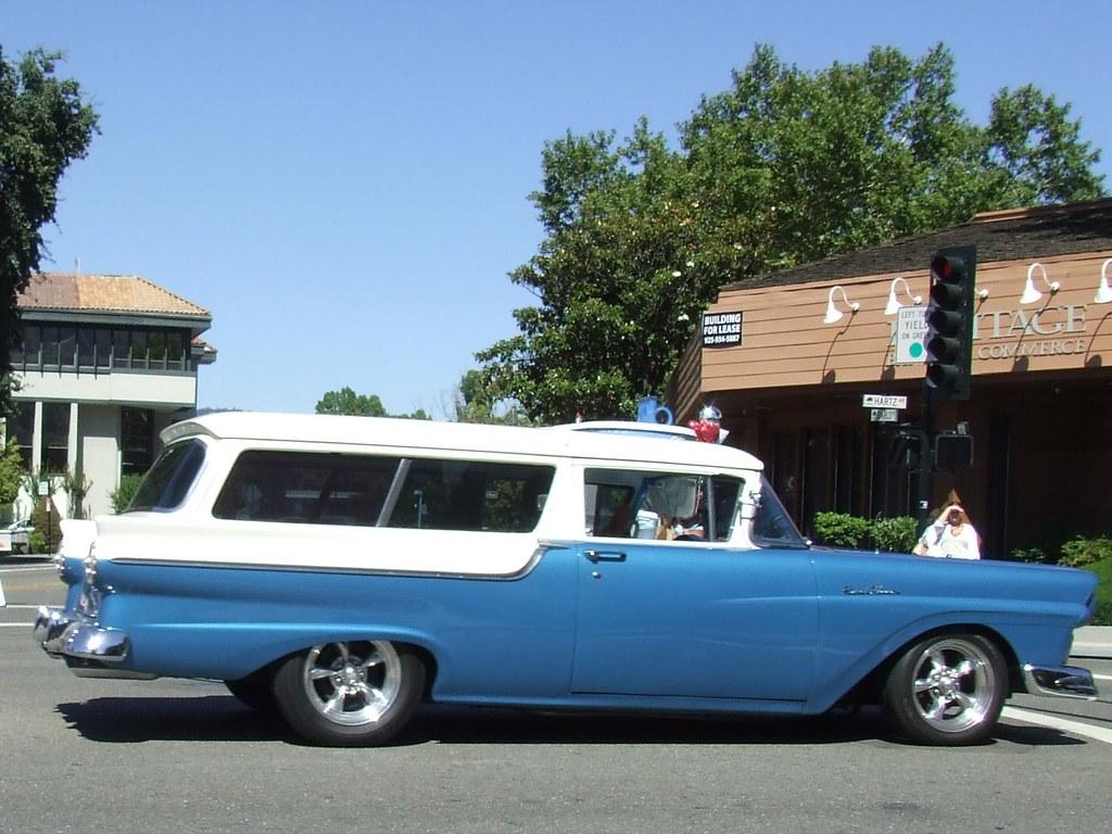 1957 ford 2 door ranch wagon custom 39 5pcb986 39 2 for 1957 ford 2 door ranch wagon sale