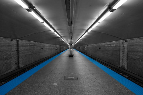 Logan square black white and blue flickr photo sharing
