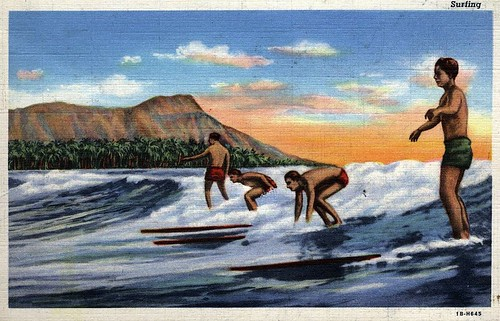 Post Card from Hawaii in 1944 | by ozfan22