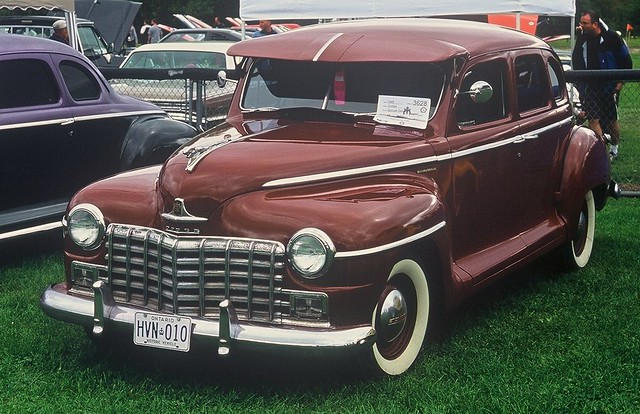 1948 dodge special deluxe 4 door canadian richard for 1948 dodge deluxe 4 door