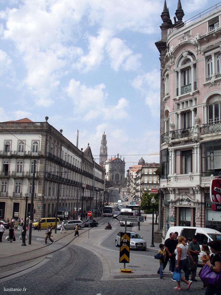 Porto est une ville de toute beauté