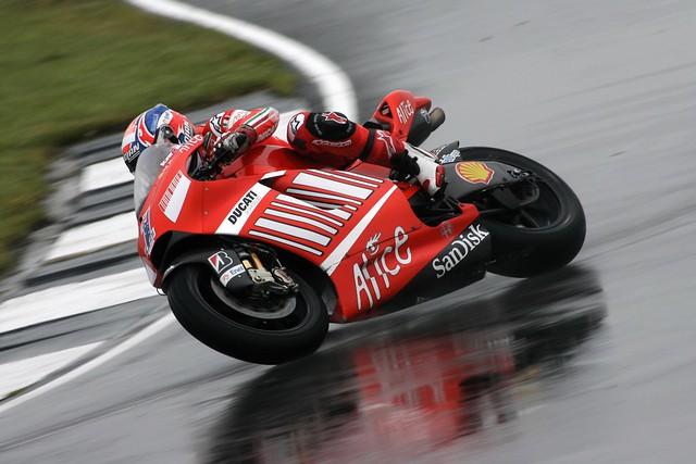 1, Casey Stoner, Marlboro Ducati MotoGP | BWin.com British G… | Flickr