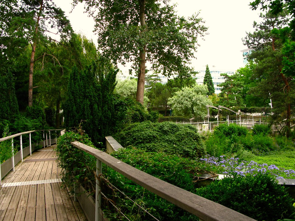 Jardin atlantique ali kati flickr for Jardin atlantique