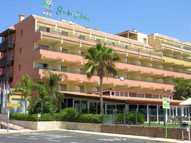 Jardin la caleta costa adeje jardin la caleta hotel in for Hotel jardin la caleta tenerife