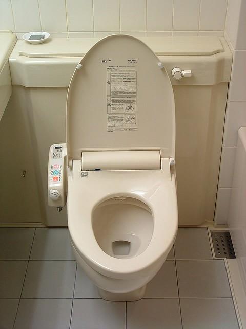 Toilette japonaise japanese toilet bernard lafond flickr - Toilette japonaise prix ...