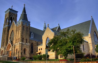 St. Joseph's of Baraboo | by joshhikes