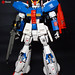 Mecha based on Zeta Gundam.