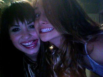 Demi Lovato and Alyson Stoner | Meegan's Rares3 | Flickr