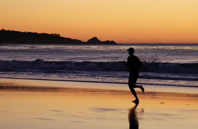 Riviera Maya Beach Jog