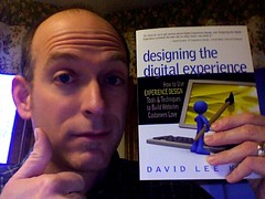 Designing the Digital Experience was reviewed! | by David Lee King