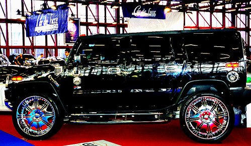 7001madrid salon de autos de lujo hammer 2 jose javier for Salon de auto