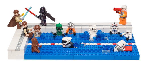 Star Wars Pool Party | Flickr - Photo Sharing!