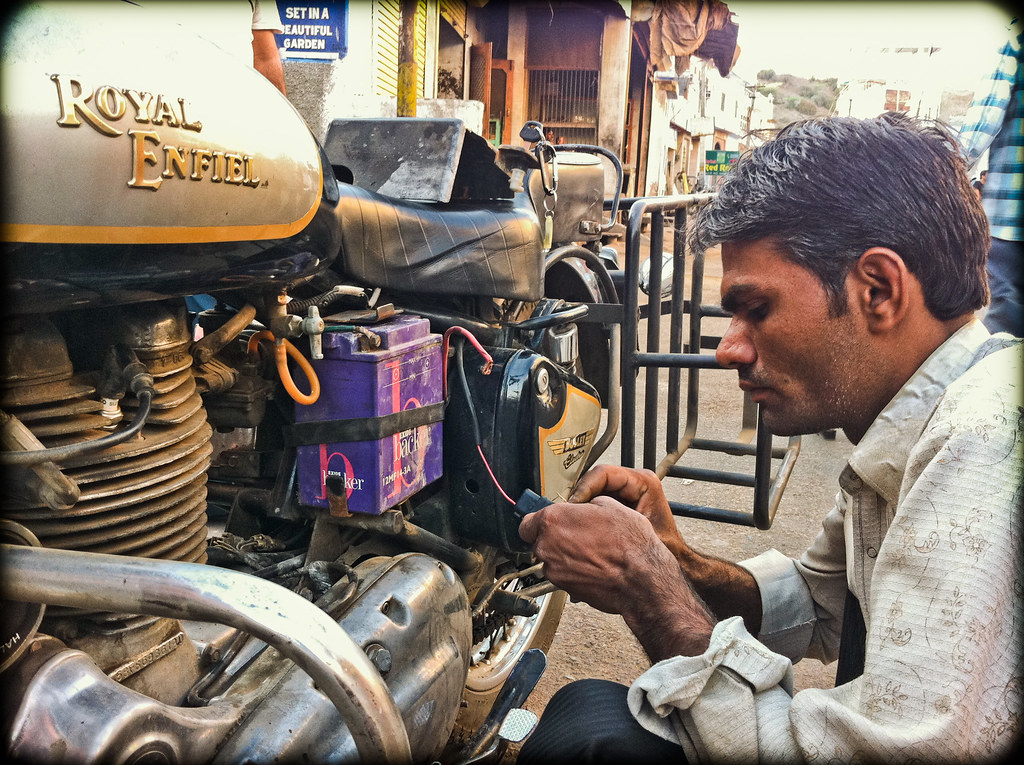 Mobile Motorcycle Mechanic Sheffield