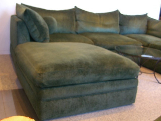 Chenille Sectional Couch 5k This Gorgeous Chenille