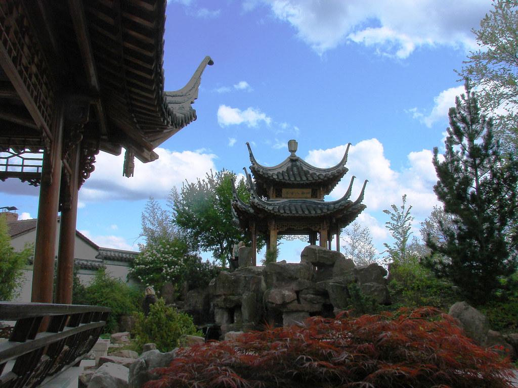 Chinesischer garten stuttgart stadtspaziergang am for Chinesischer garten