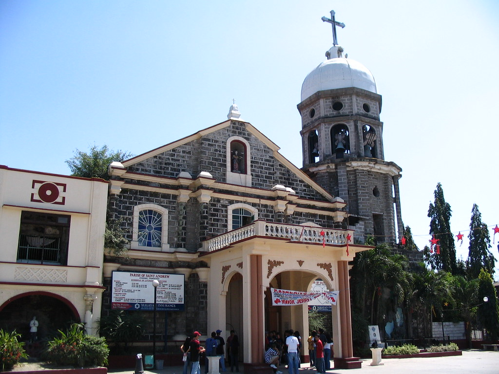 Candaba Church Pampanga Philippines Franz Allan