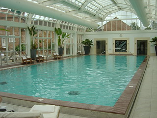 Spa Pool at Four Seasons Hotel  Hampshire | by garybembridge
