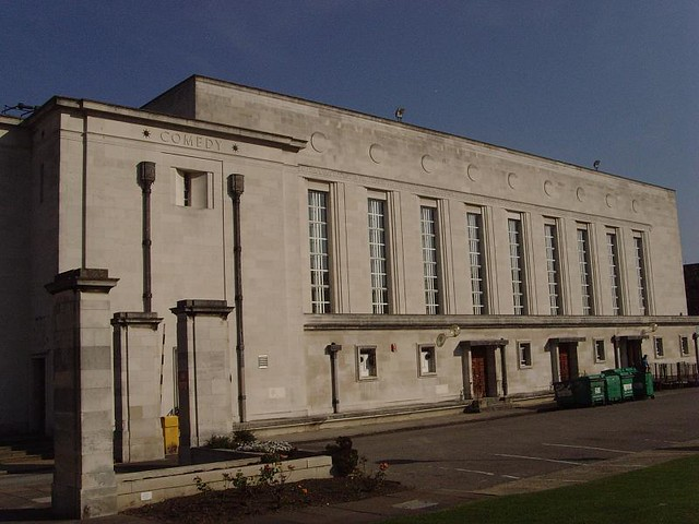 Walthamstow Assembly Hall 1942 London Art Deco Building I Flickr
