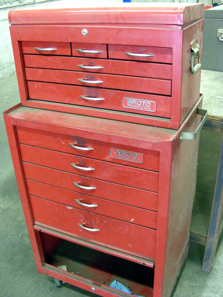 Proto Tool Chest and top box | John | Flickr