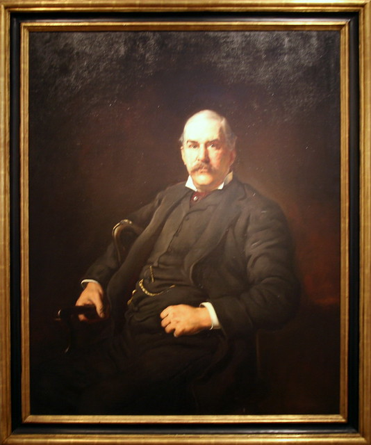a biography of john pierpont morgan