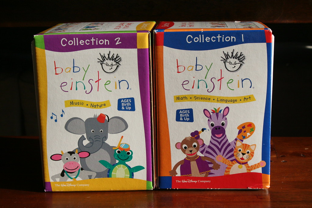 Baby Einstein Collection 2 Of 3 Winggame