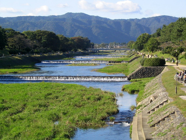 Kamogawa Japan  city images : Kamogawa River Kyoto, Japan 2 | Flickr Photo Sharing!