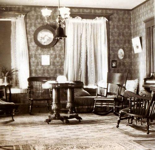 Victorian Parlor 1900s Gaswizard Flickr