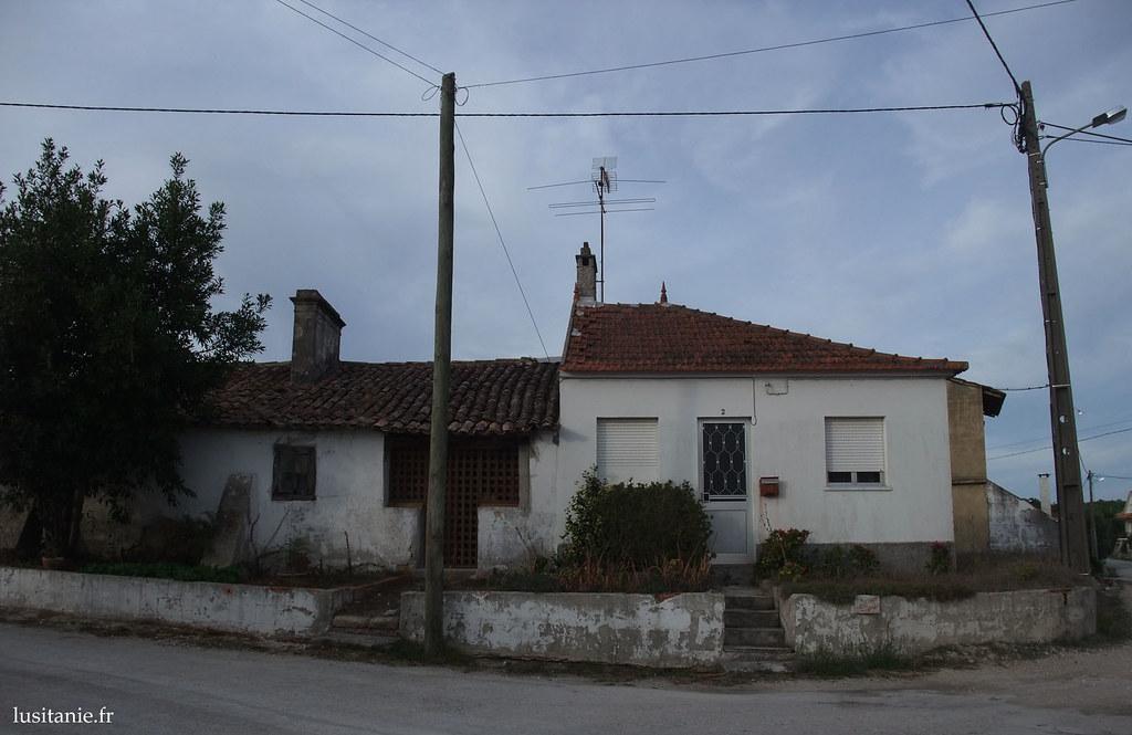 Village portugais de la région de Leiria