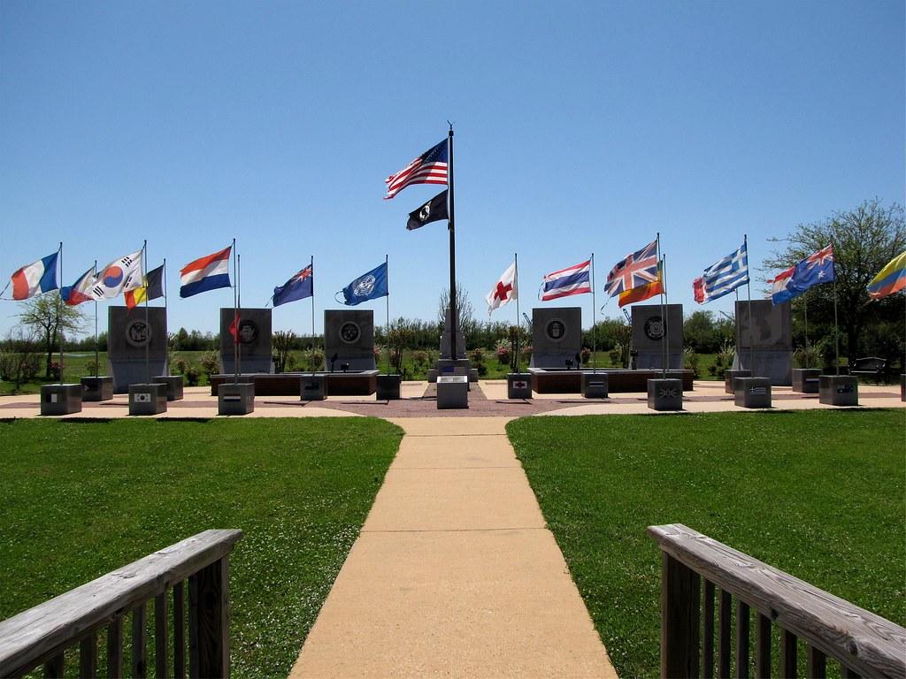 Battleship Memorial Park Mobile Alabama Al Korean