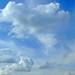 Blue Sky and Clouds II