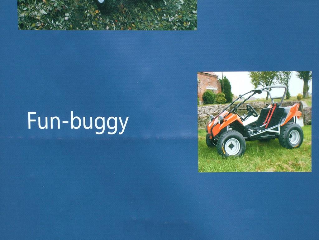 secma fun buggy lombardini single cylinder 4 stroke over flickr. Black Bedroom Furniture Sets. Home Design Ideas